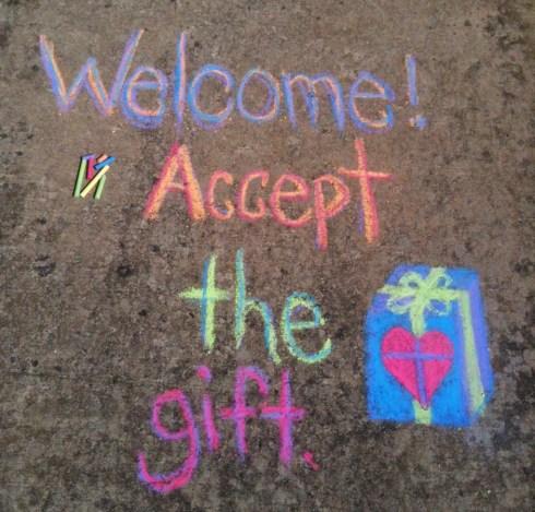 welcome sidewalk2