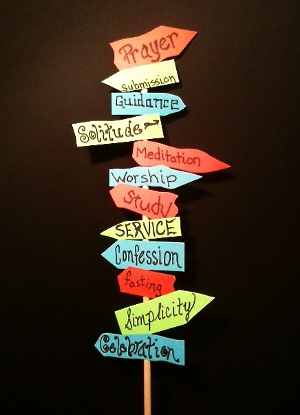 Spiritual Formation Path