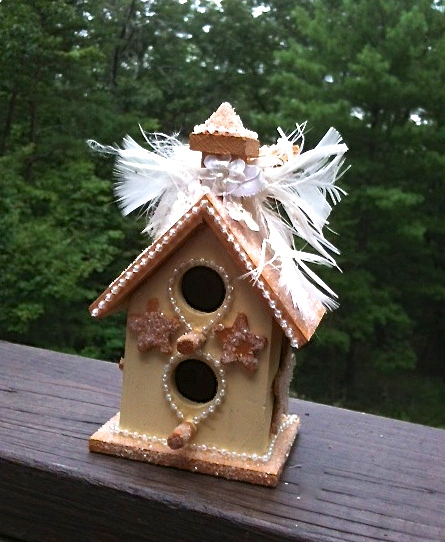 Angel Bird House