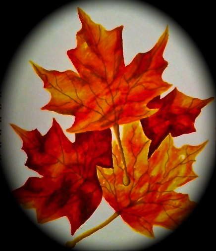 The Glory of Autumn - by Trish Hernandez