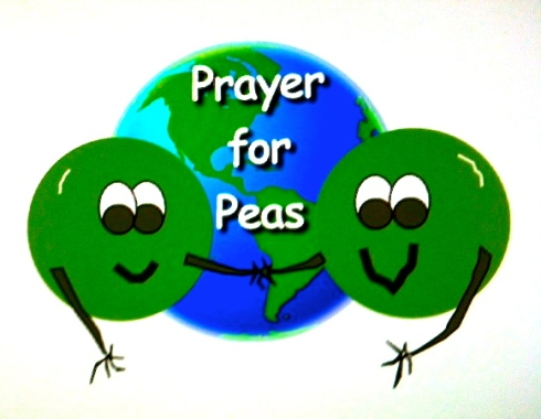 Let There Be Peas On Earth
