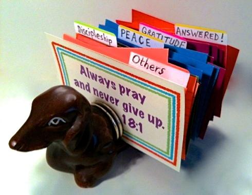 "My Prayer ""Journal"" Companion"